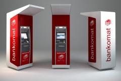 Zabudowa Bankomatu