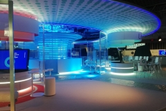 Zabudowa baru na SIS Global Forum Monaco