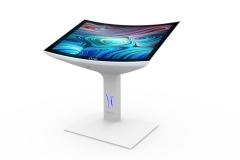Infokiosk-iCurvio-curved-touch-kiosk-