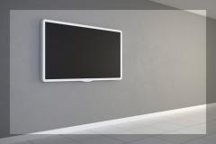 Wisząca Obudowa monitora