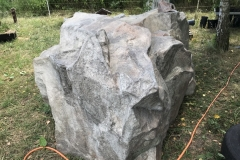 Imitacja kamienia z włókna szklanego