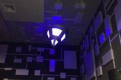 Lampa z włokna szklanego do Parku Ewolucji w Krasiejowie