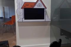 Obudowa na monitor dla dzieci w PGNiG