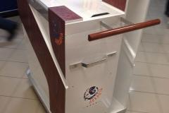 Wózek dla sprzątaczki- CH Arkadia