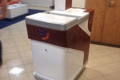Wózek dla Sprzątaczki do Centrum Handlowego