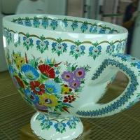 Filiżanka z tworzywa gmina Gogolin producent z włókna szklanego dekoracji