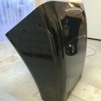 Obudowa na zamówienie infokiosk stand kolumnowy z tworzywa włókna szklanego