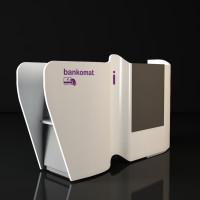 Obudowa bankomatu z kompozytu włókna szklaego