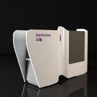 Obudowa bankomatu z kompozytu włókna szklanego,propozycja pomysłu