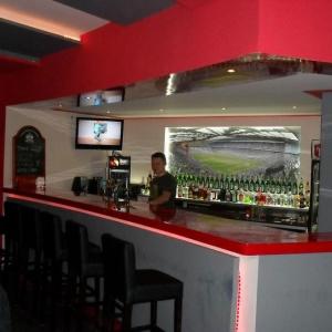 Jak powinien wyglądać bar?