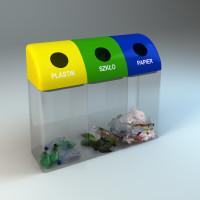 segregacja śmieci pojemniki producent
