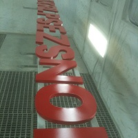 litery pcv lakierowane producent