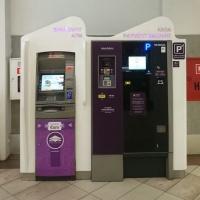 Obudowa Parkometru i bankomatu CH Monotów
