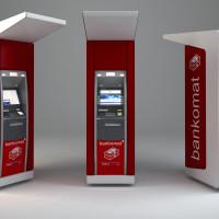 Obudowa bankomatu z kompozytu
