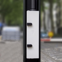 obudowa z włókna szklanego przełącznika trakcji kolejowej