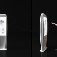 Stand z ekranem dotykowym multimedialny 46 cali