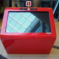 Infokiosk interaktywny Stand CH Lublin Plaza