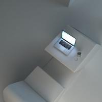 Galeria miejsce wypoczynku projekt