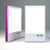 Projekt standu reklamowy galeria galena z tworzywa sztucznego- włokna szklanego