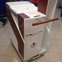 Wózek dla sprzątaczek - Centrum Handlowe Arkadia