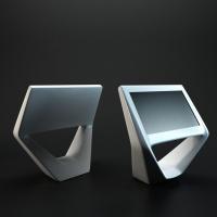 Infokiosk Wayfinder Stand Multimedialny dotykowy producent obudów z tworzyw kompozytów
