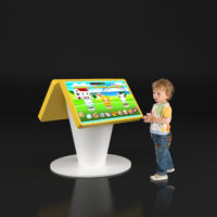 Infokioski i Standy multimedialne dla dzieci