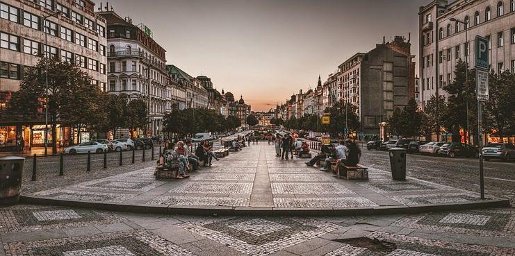 Atrakcyjne miejsca w przestrzeni publicznej