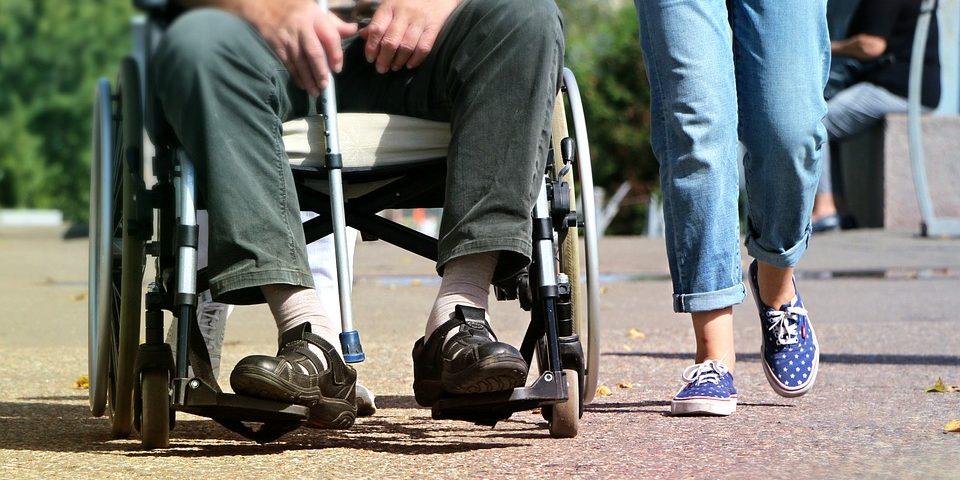 Infokiosk dla niepełnosprawnych