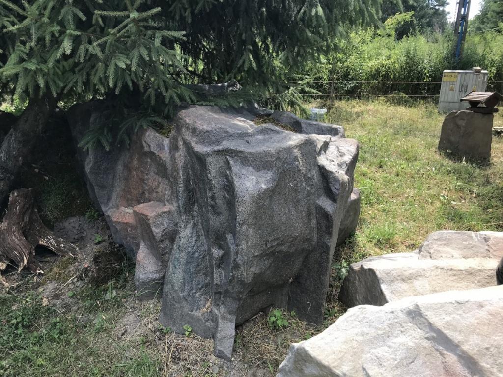 Sztuczny kamień imitacje naturalnych materiałów