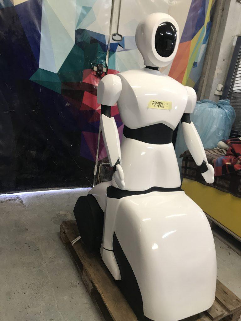 Polski Robot Humanoidalny od producenta