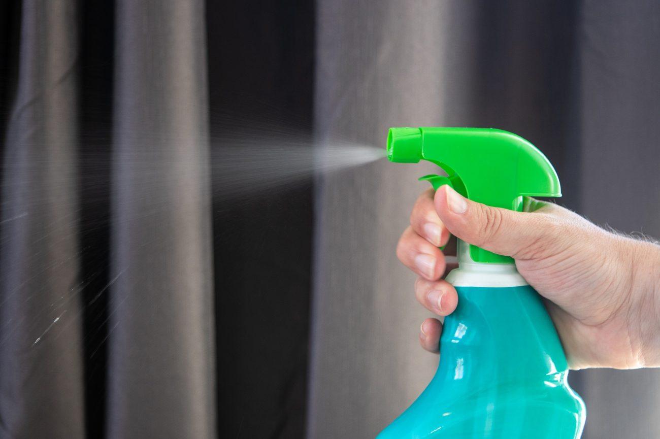 Materiały łatwe do dezynfekcji